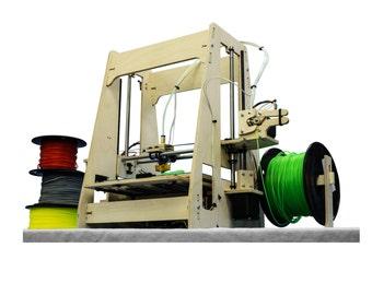 RP9V2 Deluxe 3D Printer Kit by BobsCNC