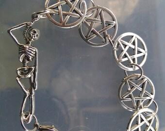 charm link bracelets