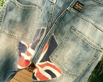 G-star vintage jeans
