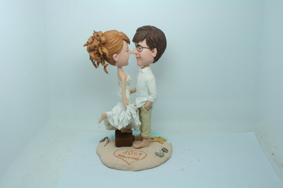 wedding cake toppers personalized figurines wedding cake topper figurine customize custom 26575