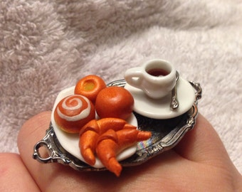Sweet Buns and Tea Ring