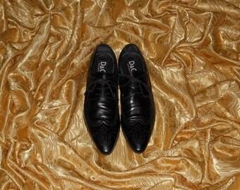 Genuine vintage Dolce&Gabbana shoes