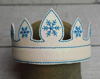 Snow Headband Tiara