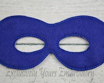 Superhero Children's Mask  - Costume - Theater - Dress Up - Halloween - Face Mask - Pretend Play - Party Favor