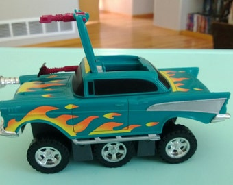 Vintage M.A.S.K. Hurricane Vehicle Chevy Free Shipping