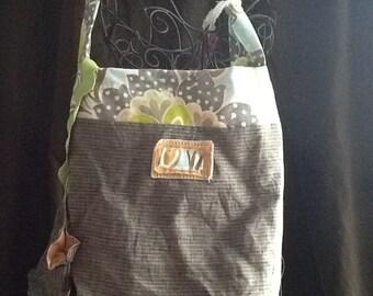 Purse, beach purse mail bag 1