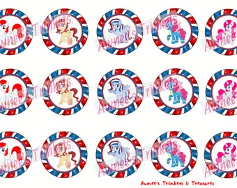 4th of July Ponies