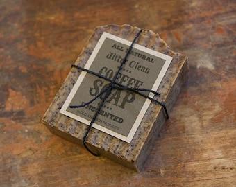 Jitter Clean Coffee Soap