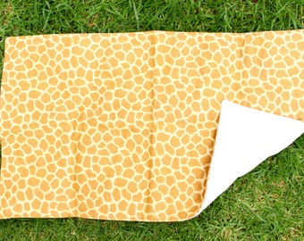 Giraffe, Animal, Travel Changing Pad