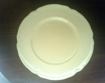Dinner Plate Johnson Bros Gainsborough Primrose