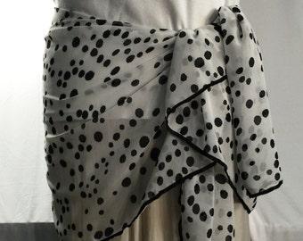 SALE! scarf, sarong, skirt, chiffon, head wrap, for her, gifts, birthday, women, girls, christmas