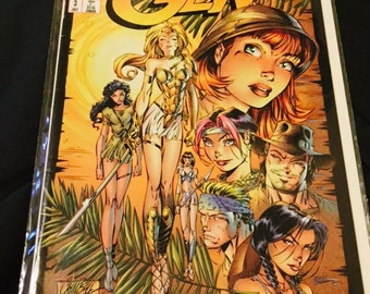Image Comics Gen 13 #'s 3 & 4 Comic Books