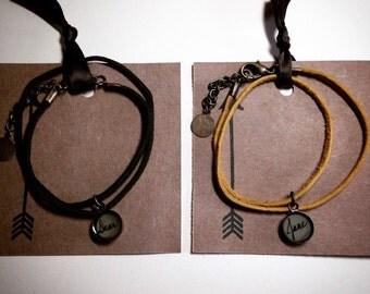 Dear Jane: Bennet Sister Friendship Bracelets