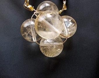 Citrine Necklace