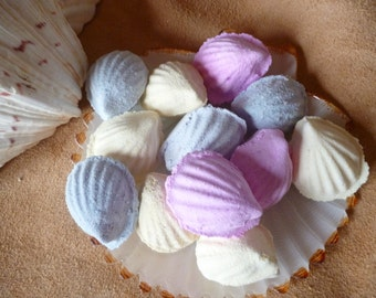 Mini Shell Bath Bombs