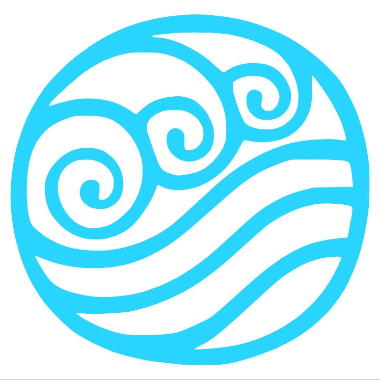 Avatar Water Tribe Symbol