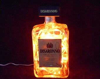 Disaronno Bottle Light