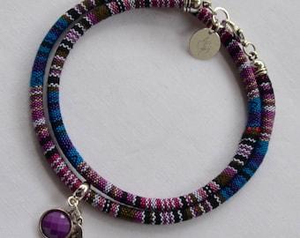 Aztec bracelet 3