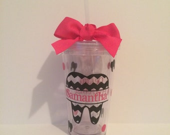 Dental Hygienist Tumbler