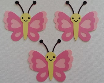 Butterfly Die Cut set of 3