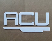 ACU Jurassic World Decal