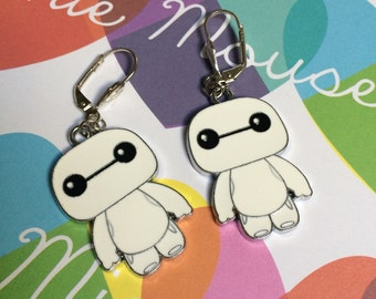 Baymax Earrings