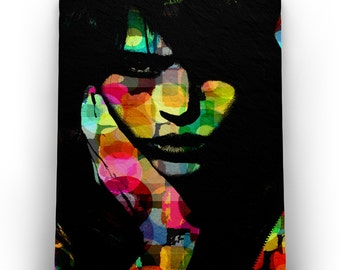 Wall Art / Hybridize Oil Painting (36x42 in.) / Wall decor / Pop art