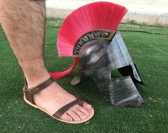 Men Flip Flops, Handmade Sandals, Leather Sandals, Men Sandals, Summer Sandals, Beach Sandals, Genuine Leather, Greek Sandals