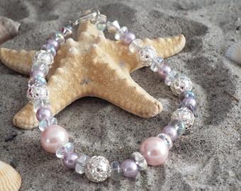 Summer Romance Stretch Bracelet