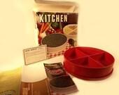 Kitchen Garden 1980 World's Finest Sprouter RED U.S. Pat. No. 231747