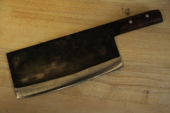 chinese cleaver kitchen knife left handed
