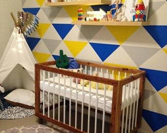 The 'DION' custom made cot