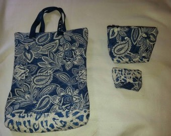 Overnight bag with accessories