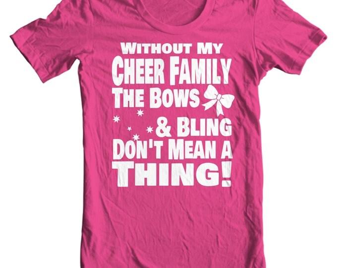 Cheer Life - Cheer Family Girls T-Shirt