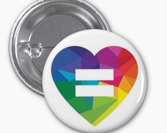 "Marriage Equality 1.25"" pinback button"