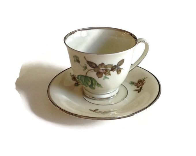 Teacup for Succulent Planter, Cactus Planter, Candle Making, DIY Bird Feeder