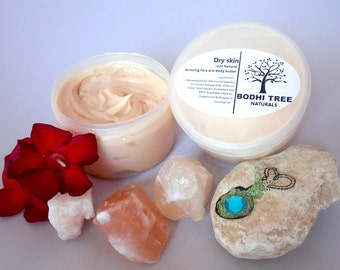 Hand moisturizer/ Hand butter with Lavender + Almond oil(4oz)