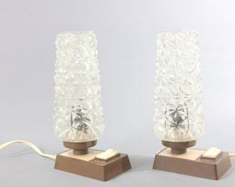 atomic age lamp etsy. Black Bedroom Furniture Sets. Home Design Ideas