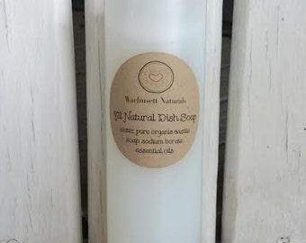 All Natural Dish Soap