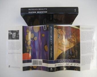 Russian Beauty by Victor Erofeyev. 1st 1992 Printing! Hamish Hamilton Paperback. Unread Like New. Post Soviet Moscow Stalin.