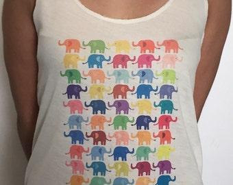 Multi-Color Elephants (TT-113)