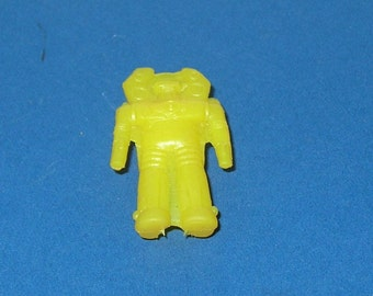 Vintage 1980s Shogun Warrior Style Rubber Pencil Topper Figure