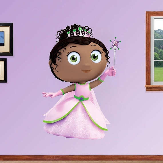 Super Why Princess Presto...with Spelling By
