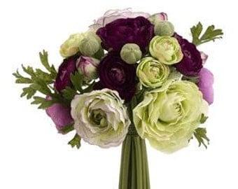 purple wedding bouquet, wedding flowers, wedding bouquet, purple flowers, wedding centerpiece flower, wedding decoration