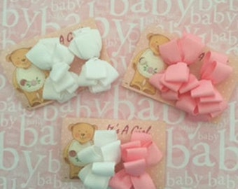 Infants *  and *  toddlers first small hair clips !!