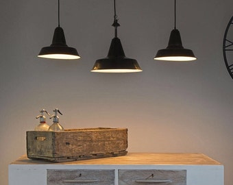 Industrial lamps ORIGINAL glazed -10% OFF