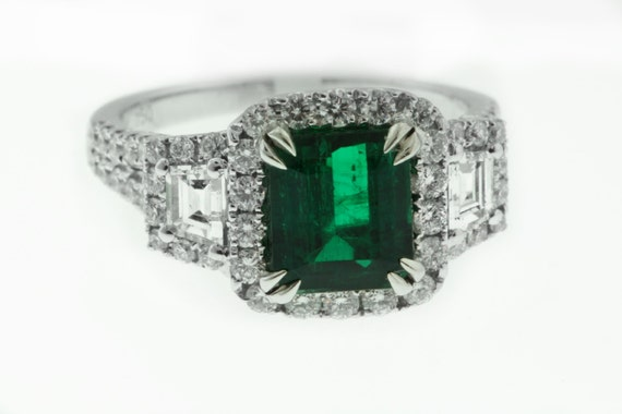 Radiant Cut Emerald And Diamond Halo Ring Gia Certified. Cz Eternity Bands. Vs2 Diamond. Roger Diamond. Heirloom Emerald. High Quality Beads Jewelry Making. Princess Cut Wedding Rings. Hamilton Watches. How To Open A Bangle Bracelet