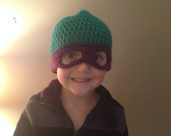 Teenage Mutant Ninja Turtle Hat