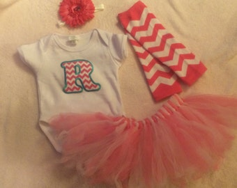 Sweet Pink ZigZag Outfit