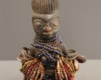 African Ibedji Fetish Tribal Art